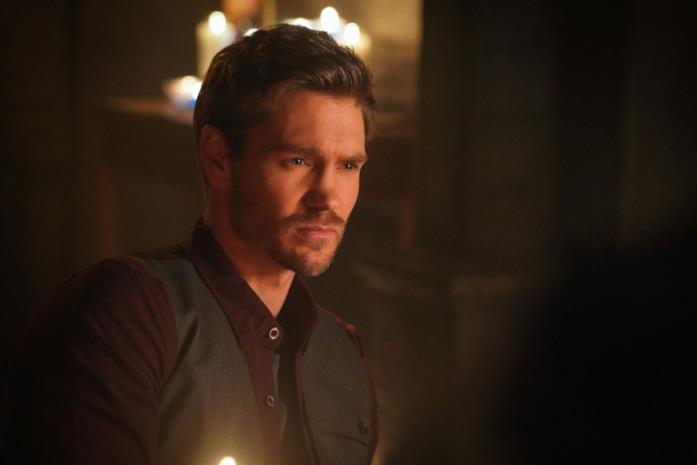 Edgar, uno degli antagonisti di Riverdale nella terza stagione