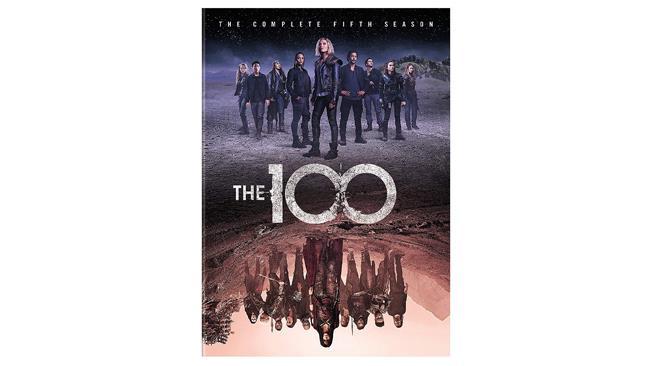The 100 - la stagione 5 della serie TV in formato DVD