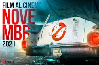 I film in uscita a novembre 2021