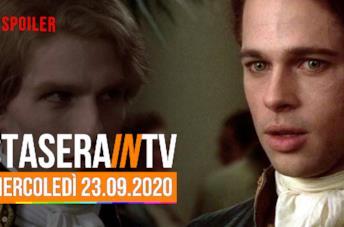 Stasera in TV, tutti i programmi di oggi 23 settembre