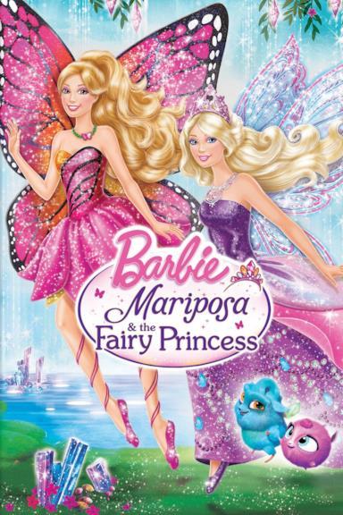 Poster Barbie Mariposa e la principessa delle fate