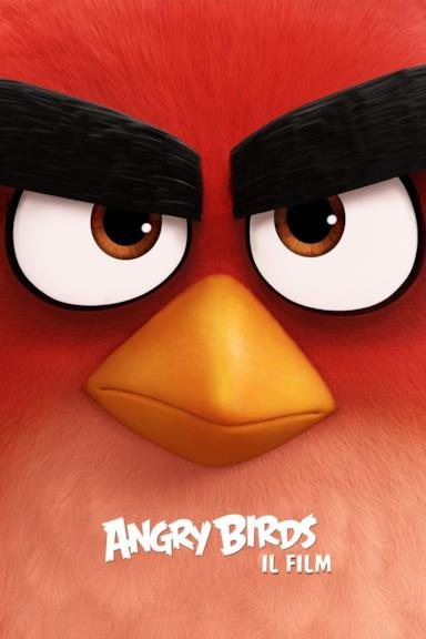 Poster Angry Birds - Il film