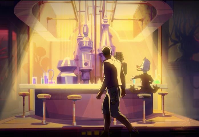 La Cantina di Star Wars nel secondo episodio di What If...?