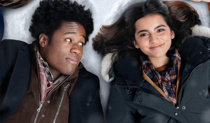 Let It Snow, due dei protagonisti principali