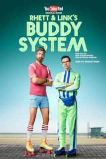 Poster Rhett & Link's Buddy System