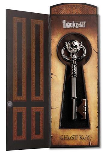 Riproduzione della chiave fantasma di Locke & Key