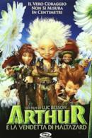 Poster Arthur e la vendetta di Maltazard