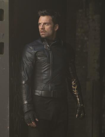 Sebastian Stan è Winter Soldier