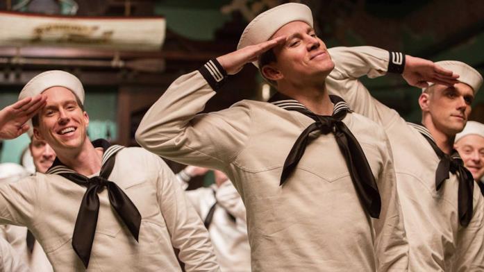 Channing Tatum in una scena del film
