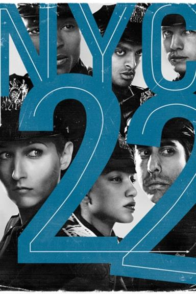 Poster NYC 22