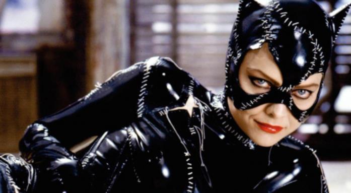 Michelle Pfeiffer nei panni di Catwoman