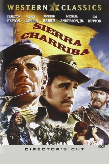 Poster Sierra Charriba