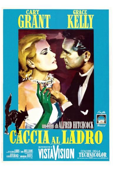 Poster Caccia al ladro