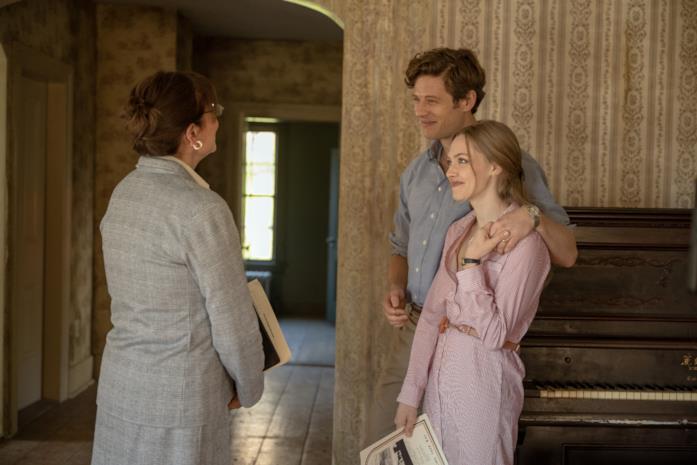 L'apparenza delle cose: Catherine e George