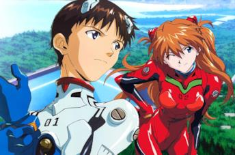 Evangelion Shinji Asuka