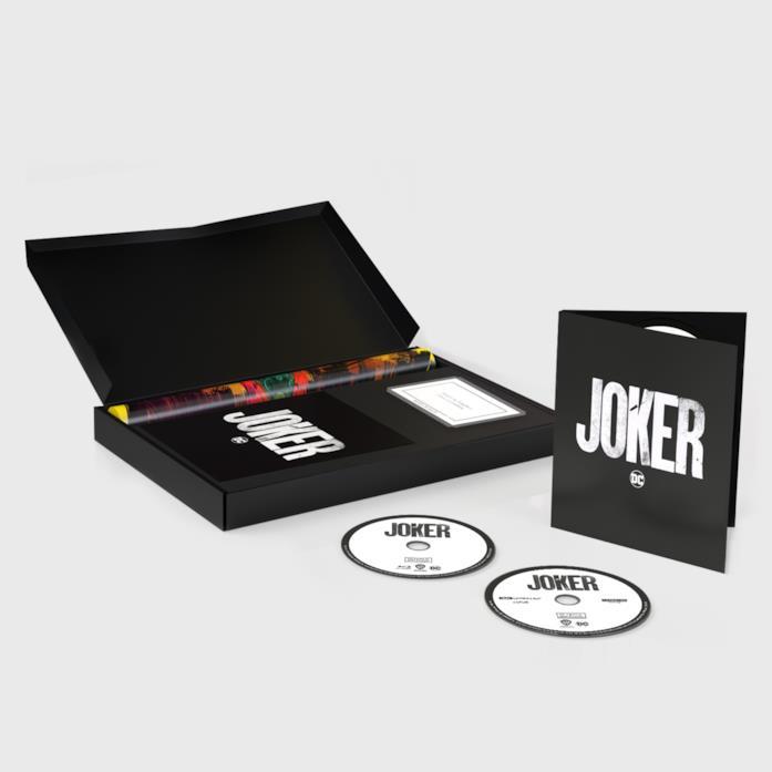 Il boxser della Joker Collector's Edition