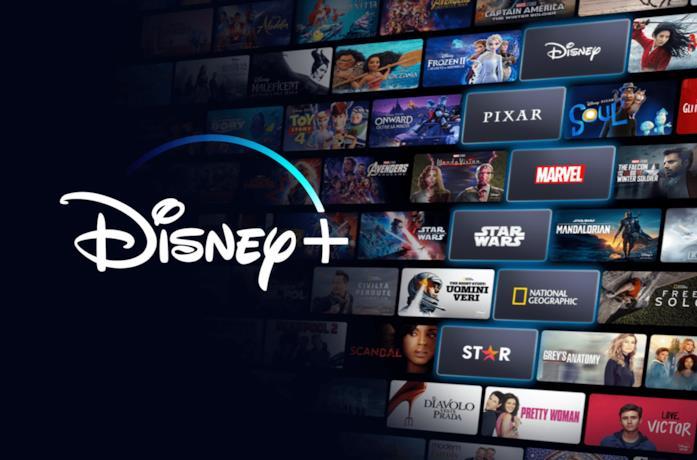 Immagine stampa di Disney+