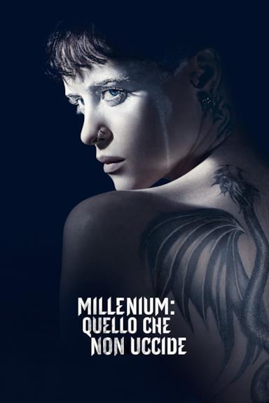 Poster Millennium - Quello che non uccide