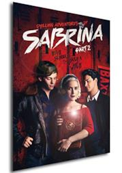 Instabuy Poster Serie TV - Locandina Sabrina - Stagione 2 (A3 42x30)
