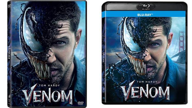 Venom - Home Video - DVD e Blu-ray