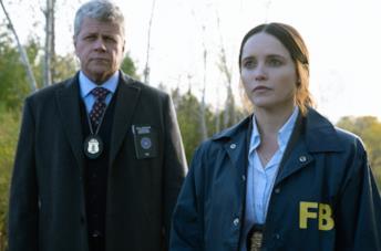 Rebecca Breeds è la giovane agente Starling nella serie sequel de Il Silenzio degli Innocenti