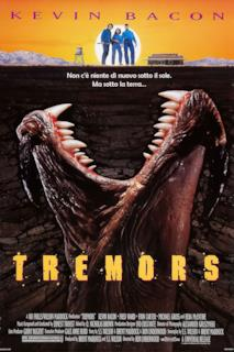 Poster Tremors