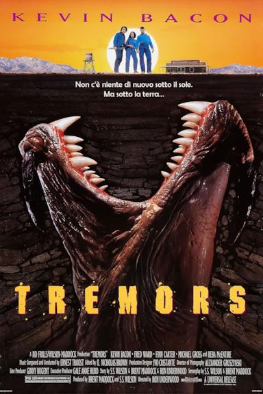 Poster Tremors