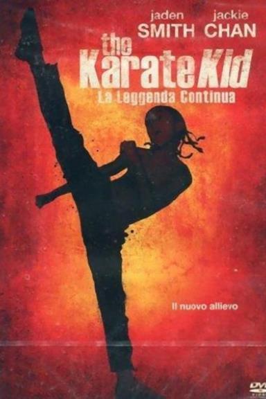 Poster The Karate Kid - La leggenda continua