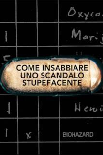 Poster Come insabbiare uno scandalo stupefacente