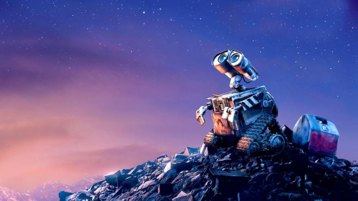 Il poster di Wall-E