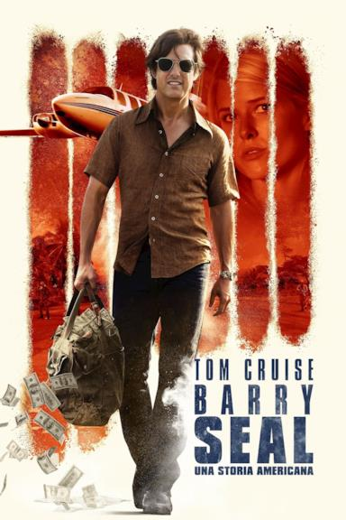 Poster Barry Seal - Una storia americana