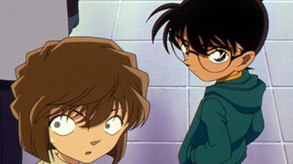 Ai e Conan al lavoro per rintracciare i membri della banda criminale
