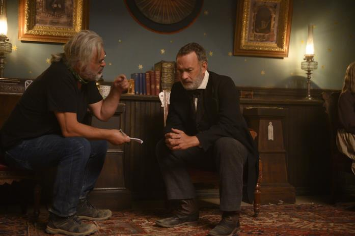 Notizie dal mondo: Paul Greengrass e Tom Hanks