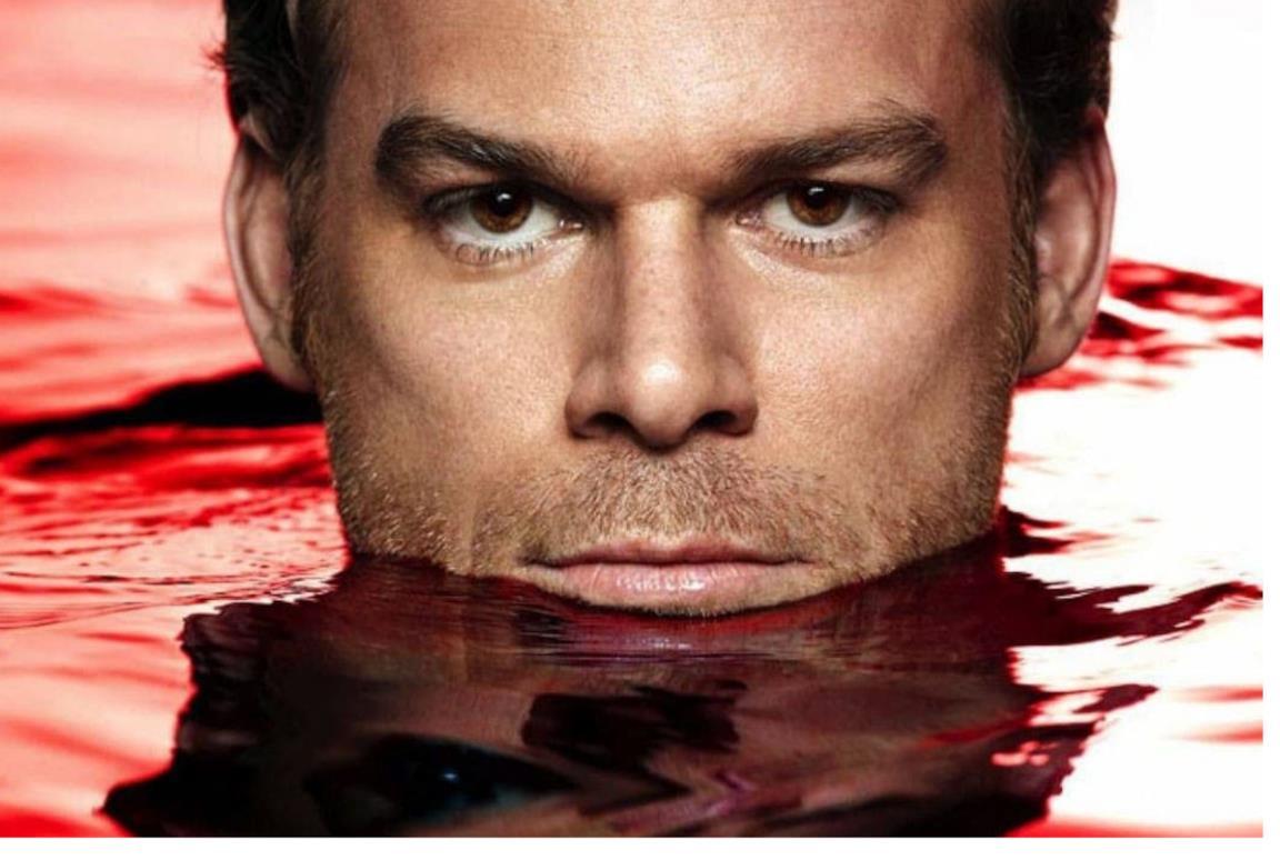Dexter, interpetato da Michael C. Hall