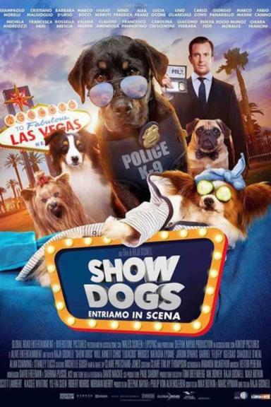 Poster Show dogs - Entriamo in scena