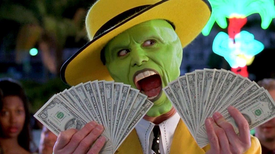 Il comico Jim Carrey, famoso per il ruolo in The Mask, potrebbe tornare a vestirne i panni