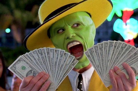 Jim Carrey acceterebbe di girare un sequel di The Mask (ma solo con un regista visionario)