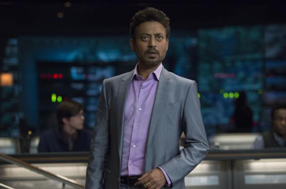 Jurassic World: Irrfan Khan