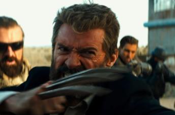 Scena tratta da Logan