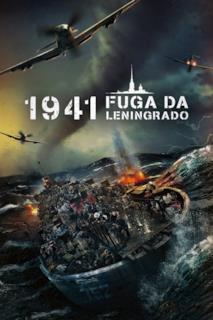 Poster 1941 - Fuga da Leningrado