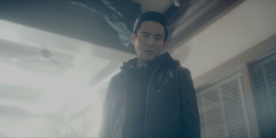 Ben in The Umbrella Academy 2