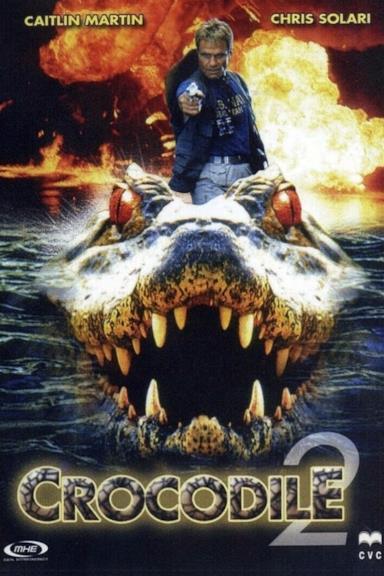 Poster Crocodile 2