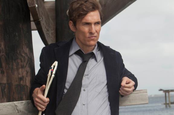 Matthew McConaughey nella prima stagione di True Detective