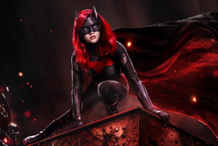 Ruby Rose nel costume di Batwoman