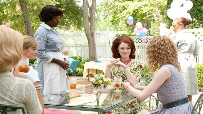 Viola Davis nel film The Help