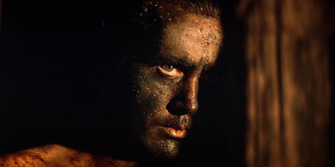 Martin Sheen in una scena di Apocalypse Now