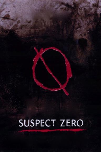 Poster Suspect Zero