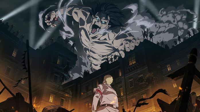 L'Attacco dei Giganti quarta stagione anime