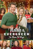 Poster Natale a Evergreen: Un pizzico di magia