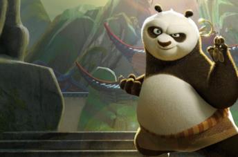 Il protagonista di Kung Fu Panda, Po